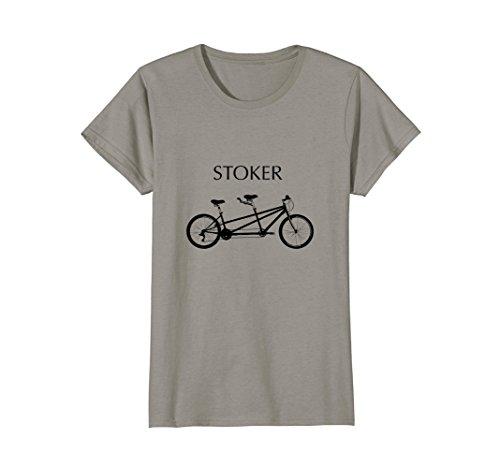 e Stoker T-Shirt Large Slate ()