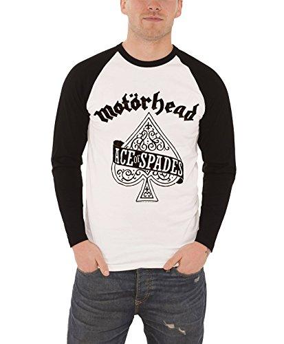 motorhead baseball shirt - 7
