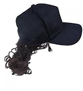 Billy Bob Billy Ray Hat with Brown Hair