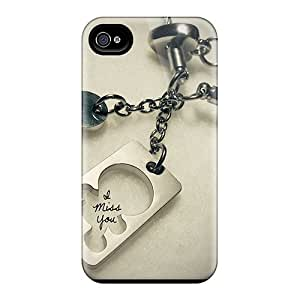 Iphone 6 Miss You Key Chain Print High Quality Frame Cases Covers