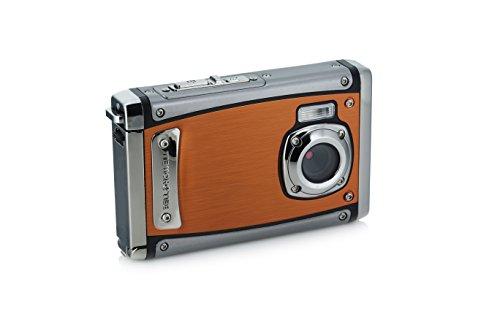 Bell+Howell WP20-O Splash3 20 Mega Pixels Waterproof Underwater Digital Camera with Full 1080p HD Video, 2.4