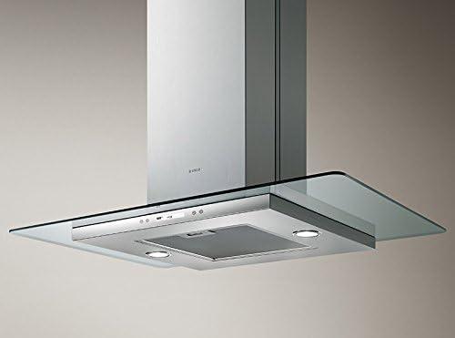Elica extractor hoods island kitchen hood Flat Glass Plus Island PRF0097369: Amazon.es: Grandes electrodomésticos