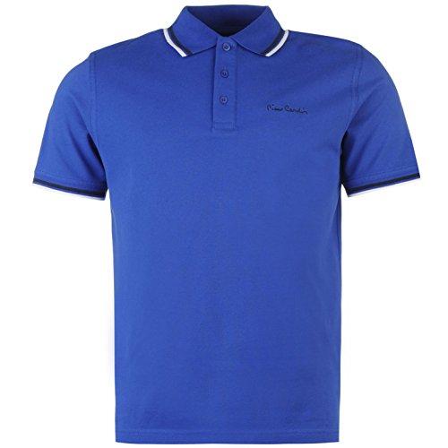 Camisa Polo maltratado para con Pierre de Polo bien Cardin punta 8qpdwxt