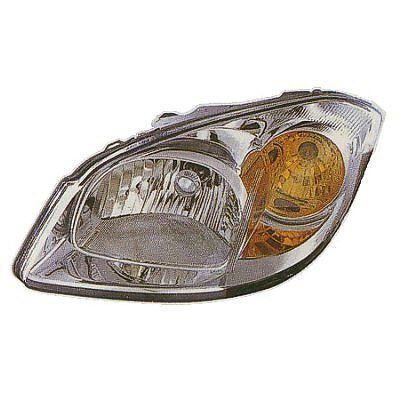 05 - 10 Chevrolet Cobalt Driver Headlamp Headlight NEW 07-09 Pontiac G5 22740621 GM2502251