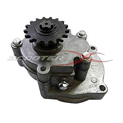 Gas Scooter Moped Parts Transmission Engine 43cc Special Price New : Sports Scooters : Sports & Outdoors