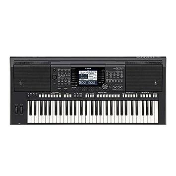 Yamaha PSR Series PSRS750 Teclado portátil de 61 teclas: Amazon.es: Instrumentos musicales