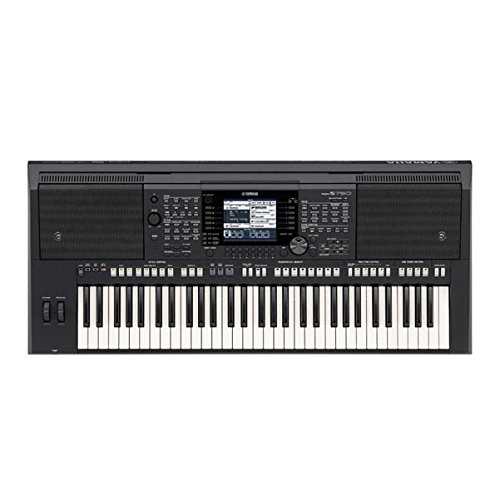 Yamaha PSRS750 61 Key Portable Keyboard