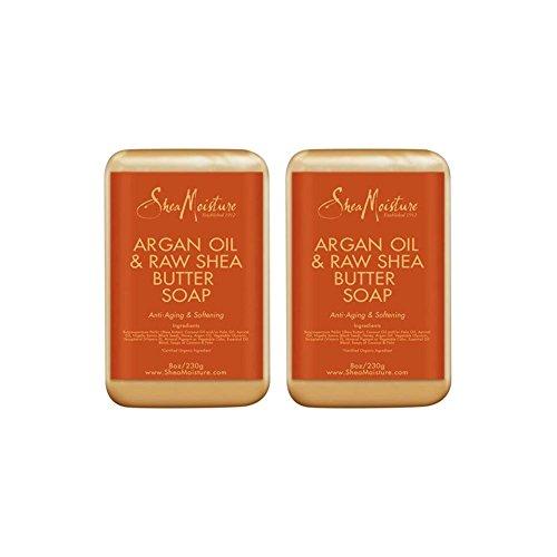 SheaMoisture Argan Shea Butter Soap
