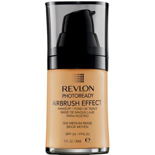 Revlon Photoready Medium Beige Airbrush Effect Makeup, 30 ml