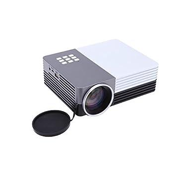 Andoer GM50 - Proyector (1920 x 1080p, 100 lumens, 1000:1): Amazon ...
