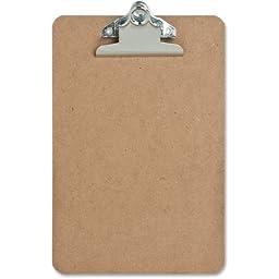 Mini Clipboard - Hardboard - 6\