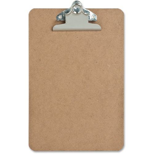 Mini Clipboard Hardboard 12 Pack