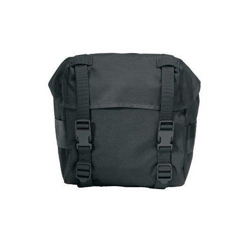 Army Universe Black Enhanced Nylon Military Grade Waterproof Butt (Type Enhanced Nylon Butt Packs)