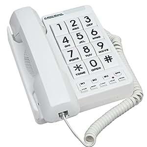 Northwestern Bell MB2060-1 Big Button Phone White