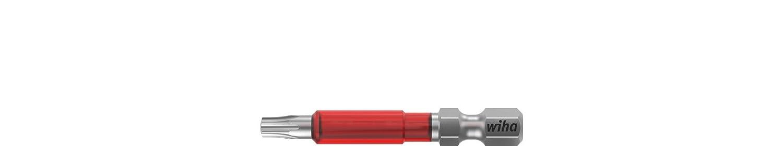 Wiha Bit MaxxTor 49er mit Torsionszone fü r Impact-Schrauber TORX 1/4' (38231) T20 704550204901