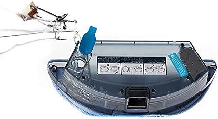 AMIBOT Spirit H2O Robots Aspirateurs et laveurs: