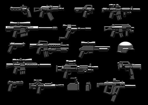 BrickArms Modern Combat Tactical Weapons ()