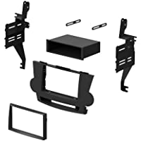 2008 2009 2010 2011 2012 Toyota Highlander Dash Kit Single Din Stereo Install