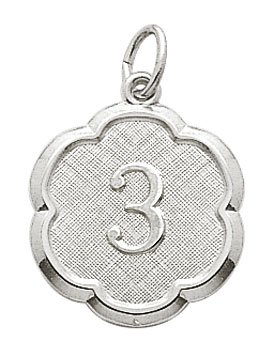 Rembrandt Charms Number 3 Charm