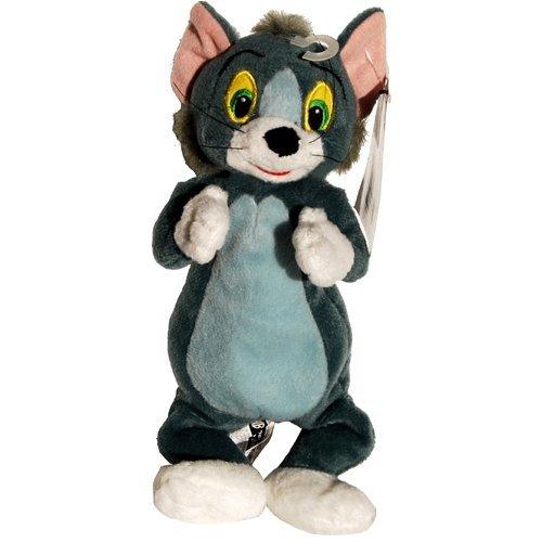 Warner Bros Tom Hanna Barbera Tom and Jerry Cat Bean Bag Plush [Toy]