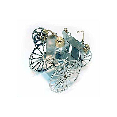 Hielscher Dampfauto - Dampfmaschine - Mini Steam - Bausatz