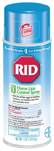 RID Home Lice Control Spray 5 oz (Pack of ()