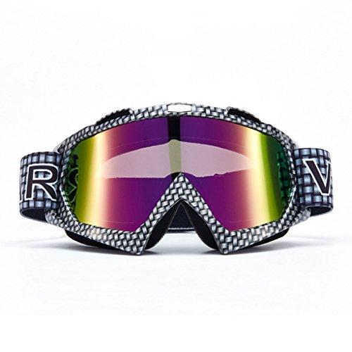 de explosiones Arenado contra C protección esquí Protectoras protección Material Gafas BHXfX