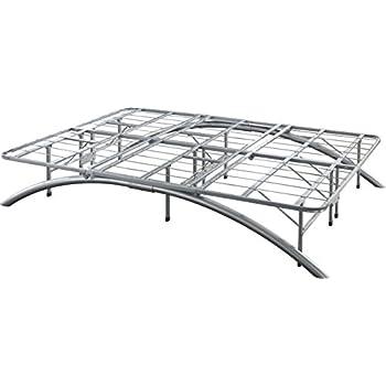 Amazon Com Flex Form Arched Platform Bed Frame Metal