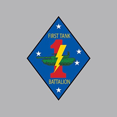 (2nd Battalion 7th Marine Regiment USMC Sticker FA Graphix Vinyl Decal)