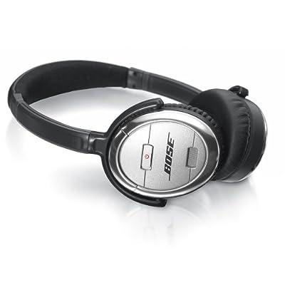 Bose QuietComfort 3 Acoustic Noise Cancelling Headphones, Black