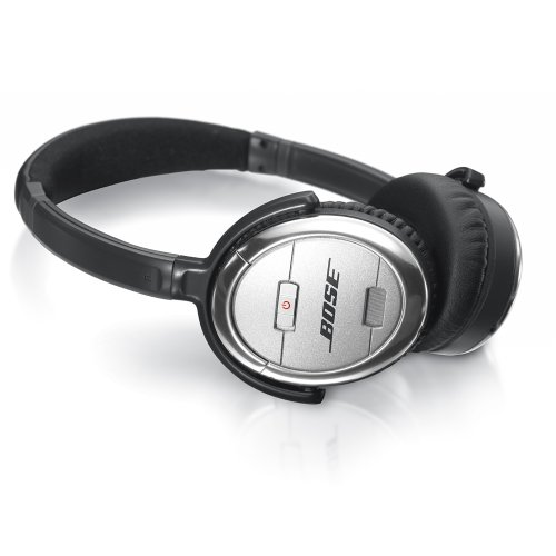 Bose QuietComfort 3 Acoustic Noise Cancelling Headphones (Discontinued by Manufacturer)