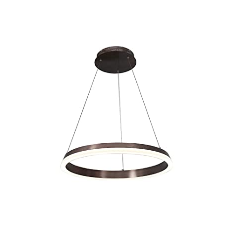 Vinteen Lámpara de techo Luz de la moda posmoderna Círculo ...
