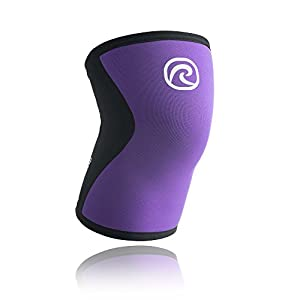 Rehband 7751W Rx Women's Knee Support - Large Purple