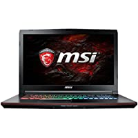 MSI G series GE62VR606 15.6 Traditional Laptop