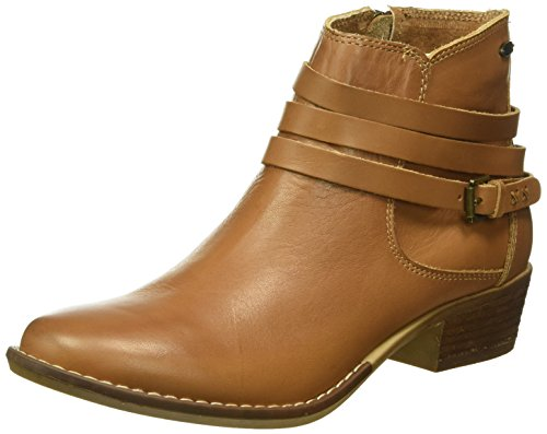 Roxy Women's Seville Ankle Boots Brown (Brown -Brn) Sbax6n3r1