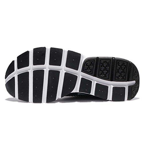 Sport Chaussures de Se black White Garçon Sock NIKE Grey Dart Dark CXqwcHRT