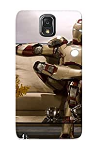 High-quality Durable Protection Case For Galaxy Note 3(iron Man 3)