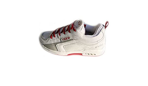 Globe Pro-Model Chet Thomas CTV White Red, Blanco (Blanco), 49 ...