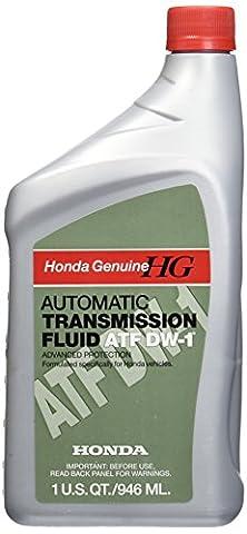 Honda DW-1 Automatic Transmission Fluid, 1 quart, Pack of 12 (09 Honda Pilot)