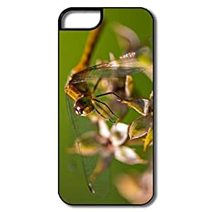 Custom Shell Funny Dragonfly Bokeh For IPhone 5/5s