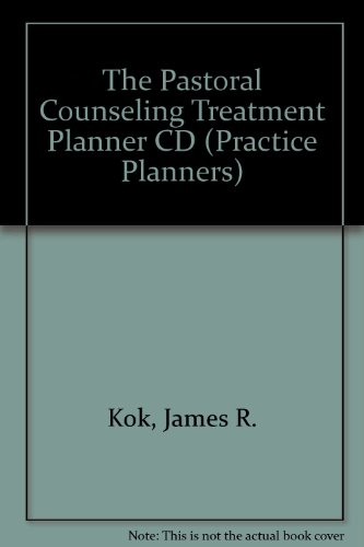 The Pastoral Counseling Treatment Planner CD (Practice Planners) (Planner Cd)