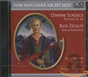 Schoeck: Notturno Op.47