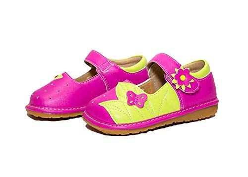 Pixie Princess Squeaky Shoes (4, Pink)
