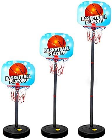 屋内の子供のバスケットボールラックには、屋外赤ちゃんホーム射撃ボックスの少年のボールクラス昇降可能6-12歳のおもちゃ