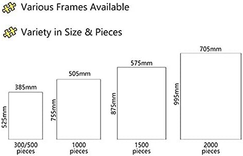 Sonnenblumenölgemälde Kunst Puzzle 500/1000/1500/2000/3000/4000/5000/6000 Pcs, Adult Holzpuzzle Home Decoration, DIY Lernspielzeug Spiele für Kinder