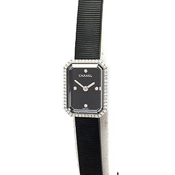 premium selection 16a99 d9aaa Amazon   [シャネル]CHANEL 腕時計 プルミエールミニ H2434 ...