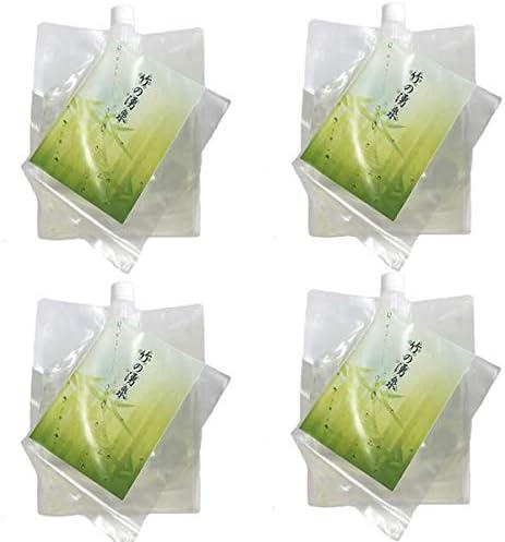 アイシード 洗たく洗剤 竹の湧泉 洗濯用 3000ml×4個セット (詰替用)