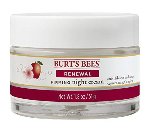 Crème de nuit renouveau abeilles de Burt, 1,8 onces