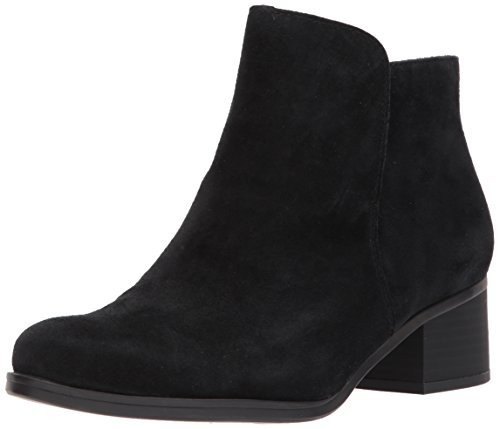 Talla Naturalizer Mujeres Suede Black Botas xwqBR6xr