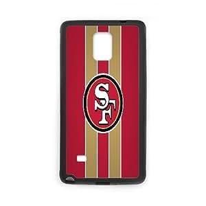 San Francisco 49ERS .. Samsung Galaxy Note 4 Case, Case Sexyass {Black}